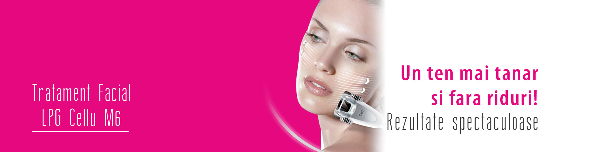 Tratament facial Lpg Cellu M6 » Bioestetika.ro